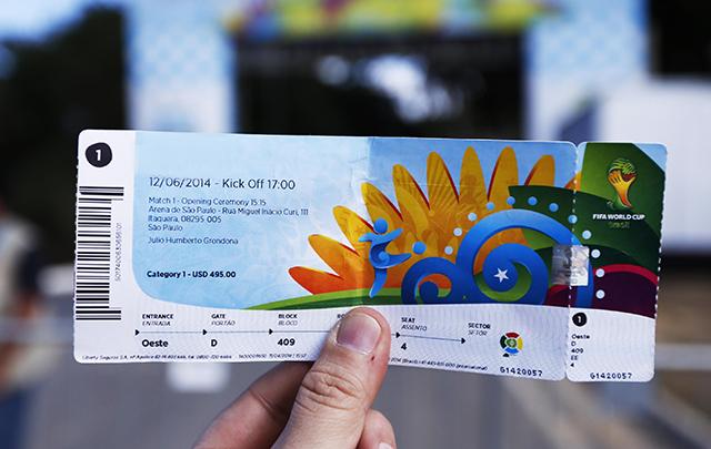 El valor de los tickets para ver a Argentina está por las nubes.