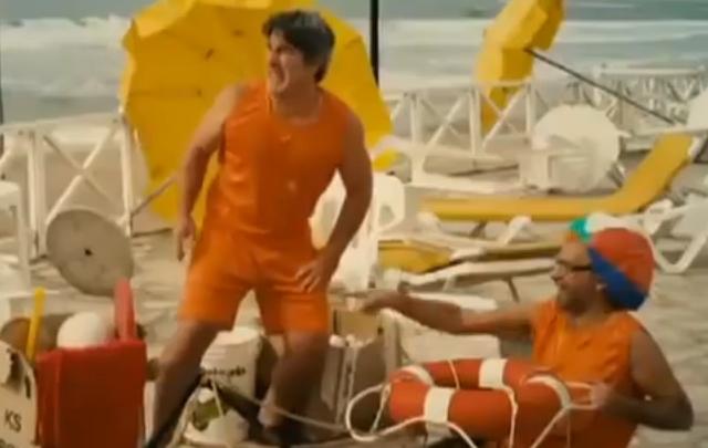 ''Pachu'' Peña y Freddy Villarreal, dos de los protagonistas de Bañeros 4.