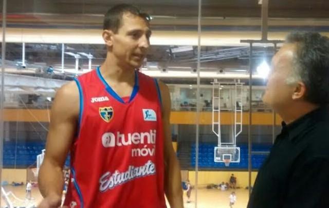Van Lacke transmitió el ''gen argentino'' al equipo español.