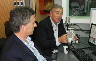 Aguad elogió a Macri y sostuvo que tiene la idea del desarrollo en la cabeza.