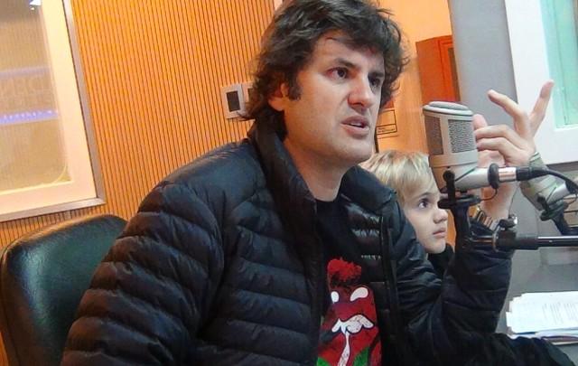 Ciro Martínez en Juntos.