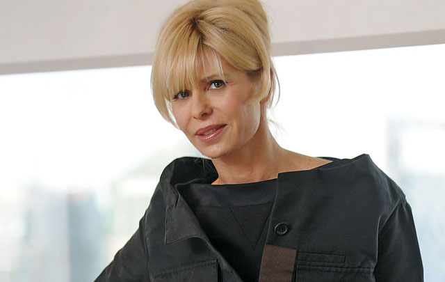 Karina Rabolini, primera dama de la provincia de Buenos Aires.