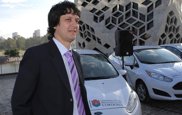 Adrián Brito pidió mayor compromiso de la Municipalidad en el tema seguridad.