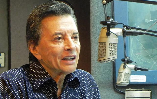 Palito Ortega recordó anécdotas de su carrera (Foto: Archivo).