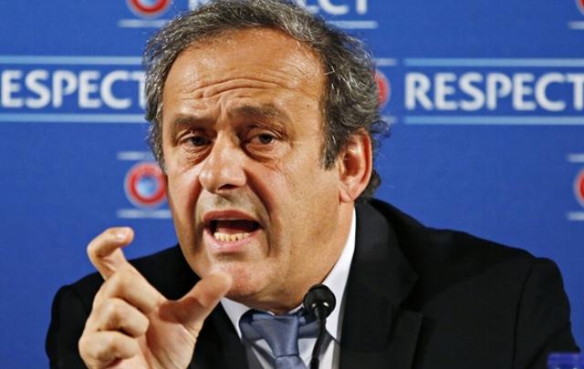 Michel Platini es el gran candidato a suceder a Blatter.
