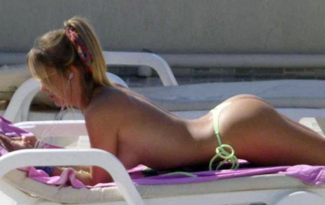 Luly Drozdek en topless.