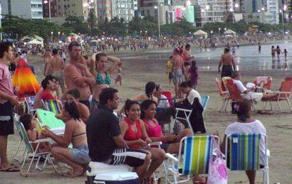 La venta de paquetes a Brasil aumentó (Foto de archivo)