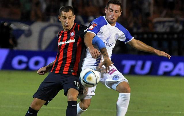 San Lorenzo se llevó la Copa Amistad Provincia de Mendoza.