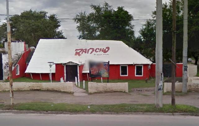 El Rancho, situado en la Donato Álvarez al 9900 (Foto: Google Street View)