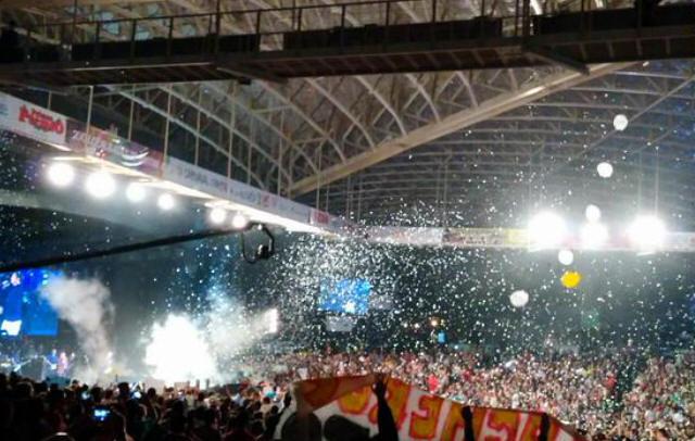 El Festival de Villa María cerró a pura fiesta con el Cuarteto.