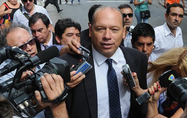 El funcionario nacional cruzó a la jueza del caso Nisman.