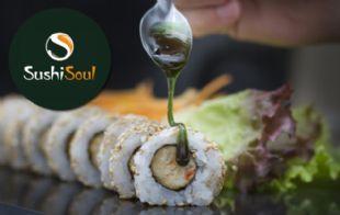 SushiSoul: Jimenez Roll
