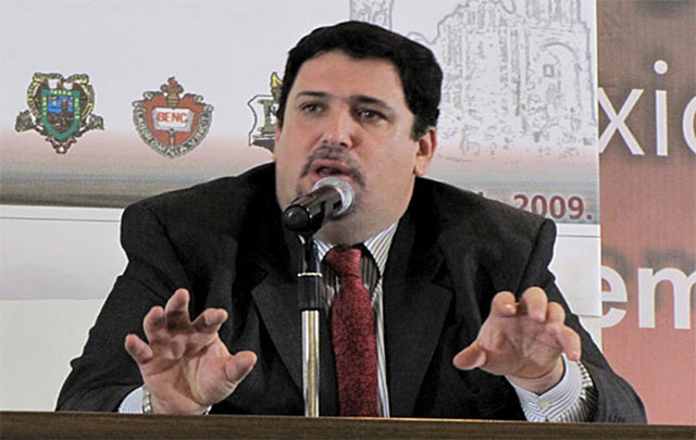 El director del Centro de Estudios de Políticas Públicas, Gustavo Iaies.