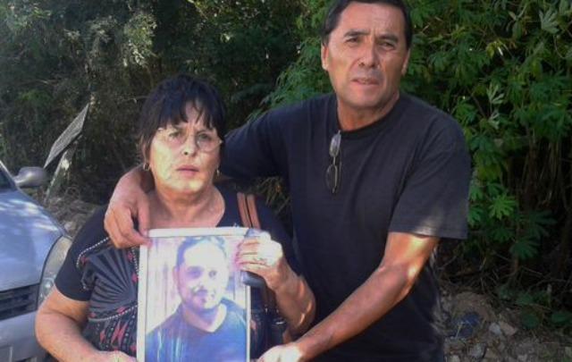 Los padres de Hernán Sánchez aún no tienen resultados. (Foto: Santiago Berioli)