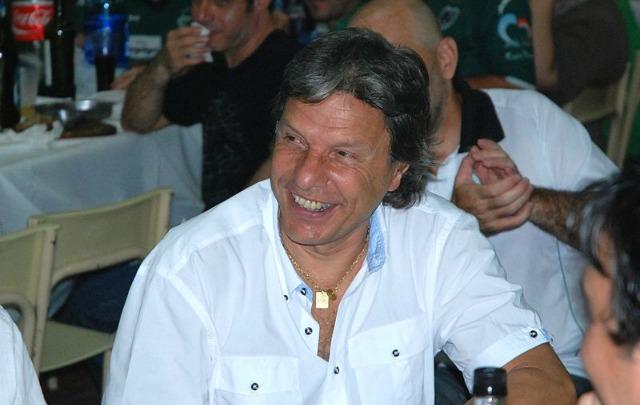 Toti Iglesias, goleador de San Lorenzo y Huracán.