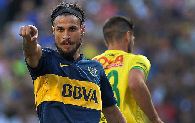 Osvaldo deberá retornar a Inglaterra en el segundo semestre.
