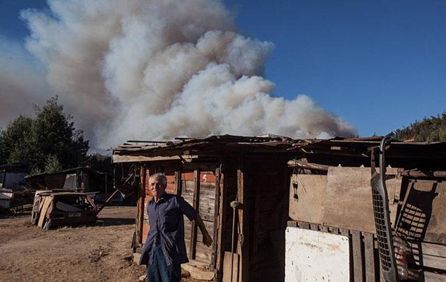 Los evacuados por precaución volvieron a sus hogares.