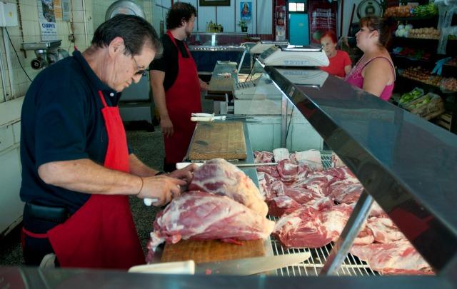 Consumo de la carne