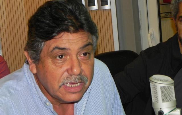 Romero dijo que el proyecto en el que se metió es ''durísimo''.