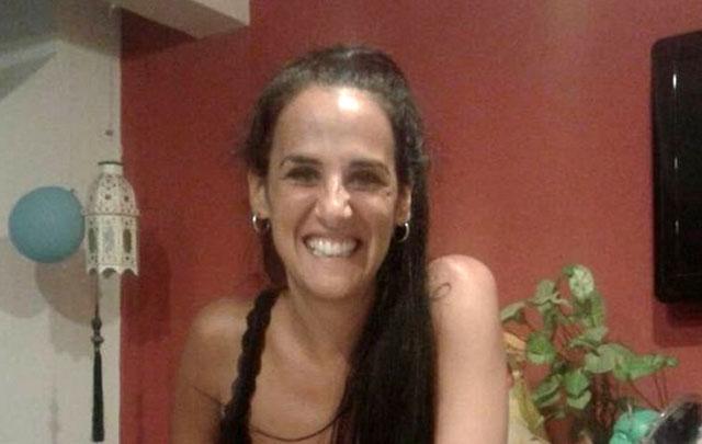 Andrea Belén Castana fue encontrada asesinada con signos de haber sido estrangulada.