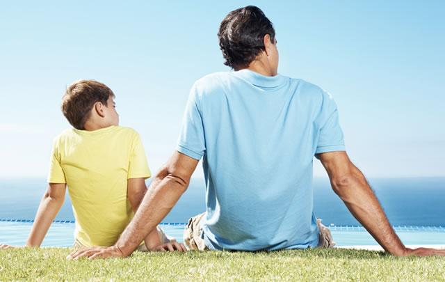 La adopción de niños mayores de 7 años escasa en el país.