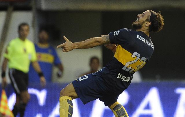 Es una incógnita si Osvaldo vuelve a Boca.