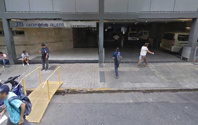 El joven ingresó por la guardia de calle Independencia (Foto: Google Street View)