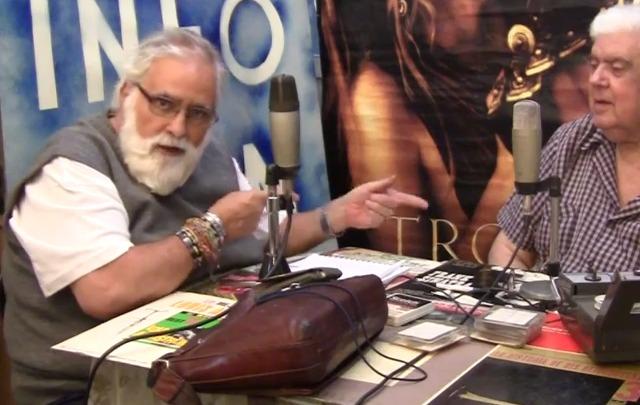 Alfredo Márquez, un hombre que siempre amó la radio.
