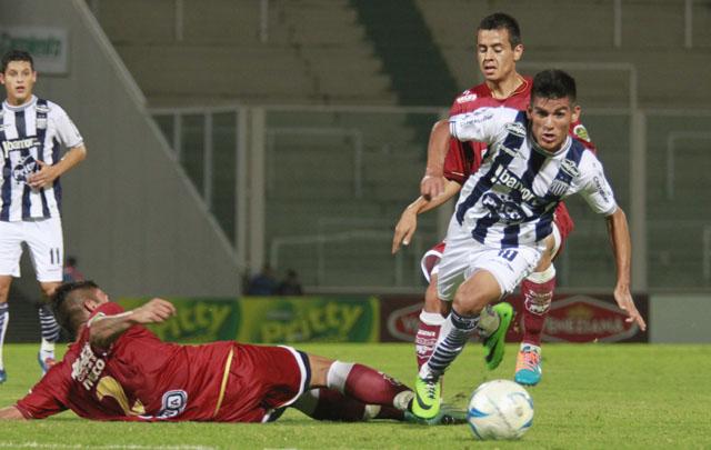 Los partidos de Talleres se televisan por Canal Doce y ShowSport.