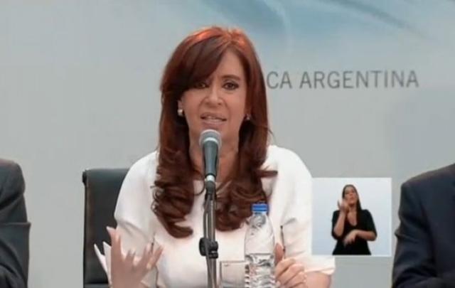 Cristina  Fernandez cadena
