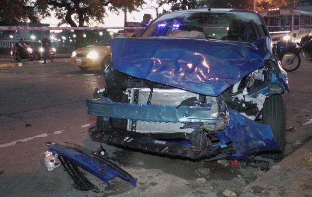 Hubo más de 3.000 accidente de tránsito en Córdoba en 4 meses (Foto de archivo)