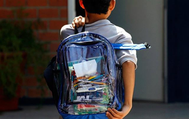 El pequeño había salido del colegio alrededor de las 14.