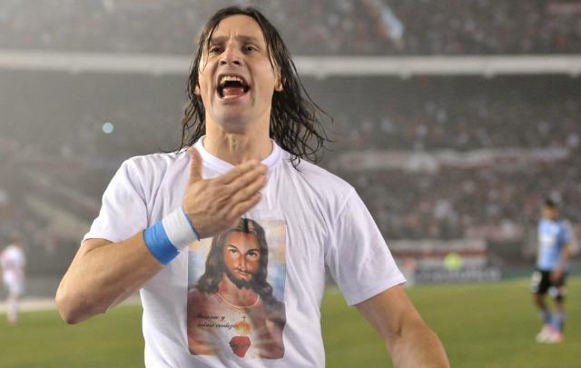 Olave celebró el buen presente de Belgrano.