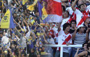 Boca y River disputarán en La Bombonera el primer cruce de la trilogía.