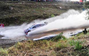 El Rally se vivió a pura adrenalina en el segundo día de competencia.