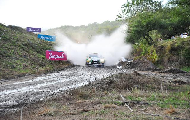 El Rally cumple con la tercera jornada en las sierras de Córdoba.