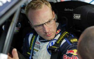 Latvala se despidió del Rally Argentina.