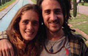 Ezequiel Ratti y Camila Lavalle
