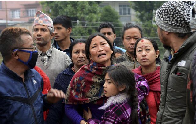 Habría más de 10.000 muertos y 8.000 heridos en Nepal.