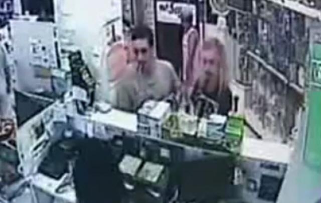 Diego Capusotto, testigo del asalto a una farmacia.