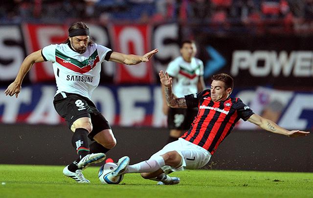 San Lorenzo le ganó a Vélez 1 a 0.