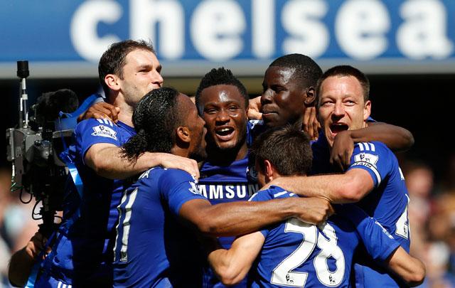 El conjunto de Mourinho se consagró campeón en la Premier League.
