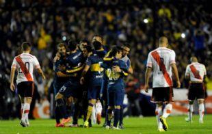 El ''Xeneize'' venció al ''Millonario'' en el choque por el torneo local.