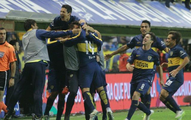 Los cambios le salieron bien al ''Vasco'' Arruabarrena y Boca se llevó el clásico.