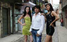 Las modelos pertenecen a la agencia Guido Models de la Villa 31.