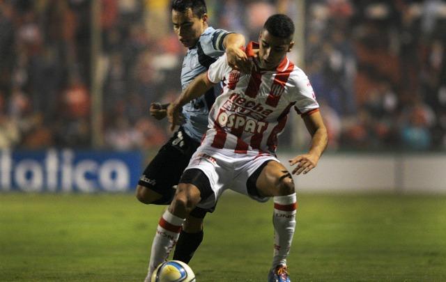 Belgrano y el ''Tatengue'' igualaron 1 a 1.