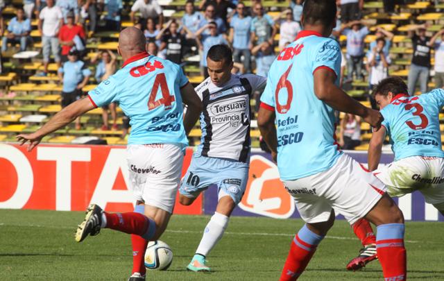 Belgrano jugará un amistoso con Arsenal mañana.