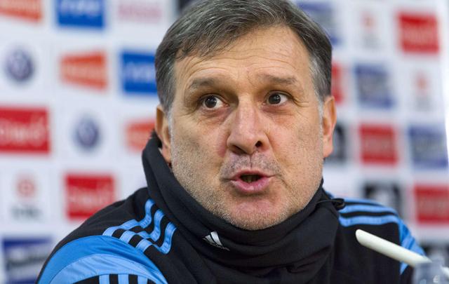 ''El Tata'' se decidió por los jugadores que defenderán la camiseta albiceleste.