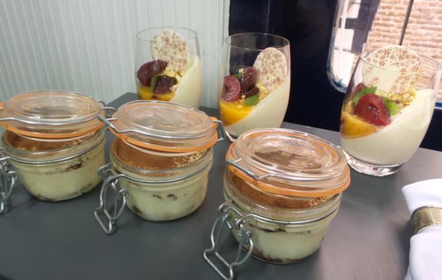 San Honorato trae nuevas delicias de cocina de autor.