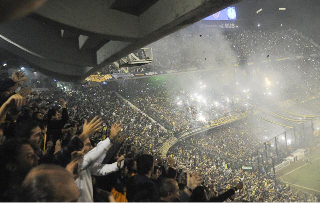 Un nuevo escándalo en el fútbol argentino.